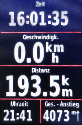 screenshot gps dirk kersken